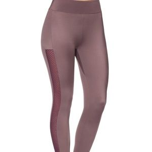 MAAJI Lane Side Net Leggings---Size SMALL